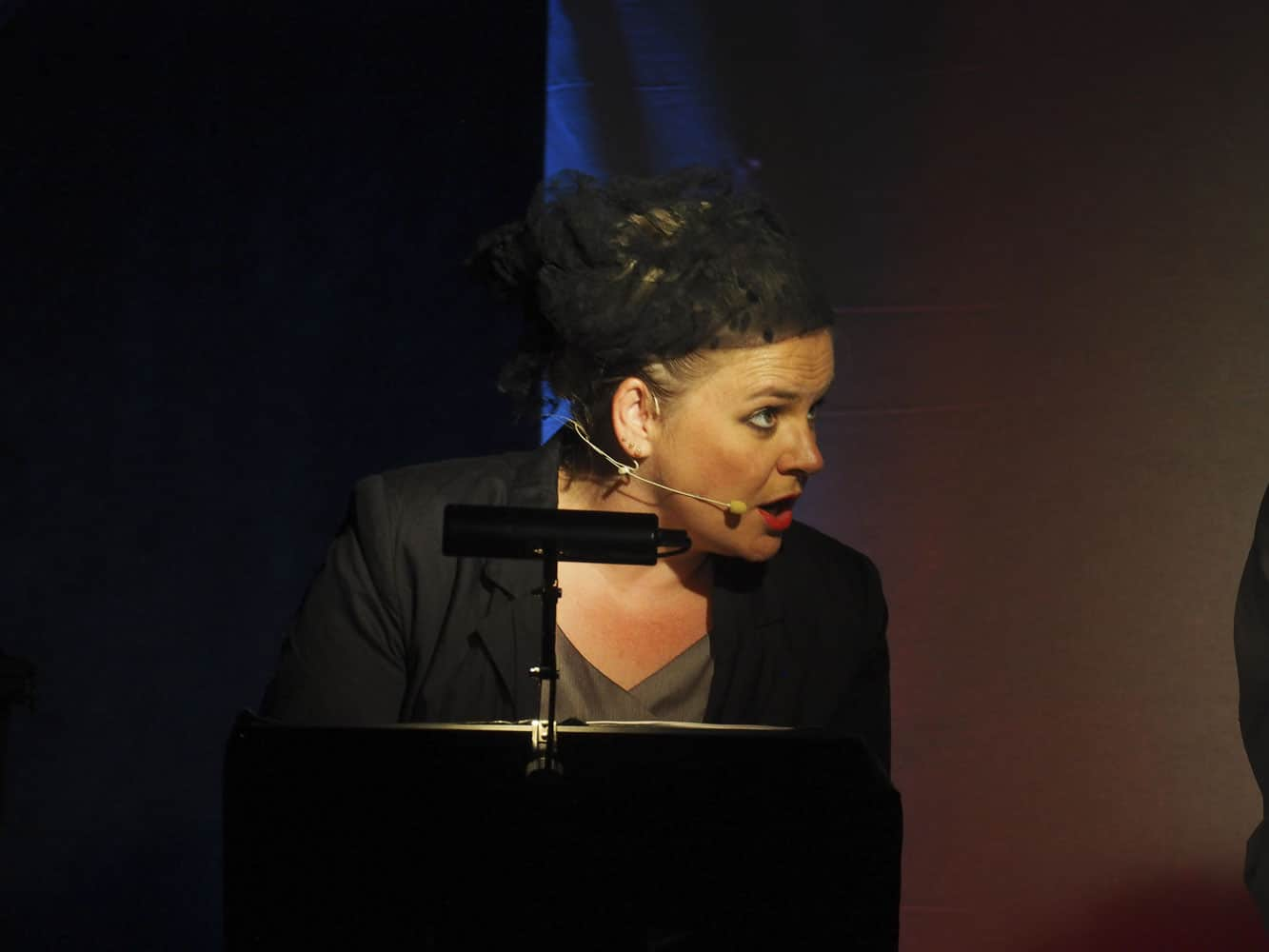 Miss Mary Morstan – Franziska Knetsch