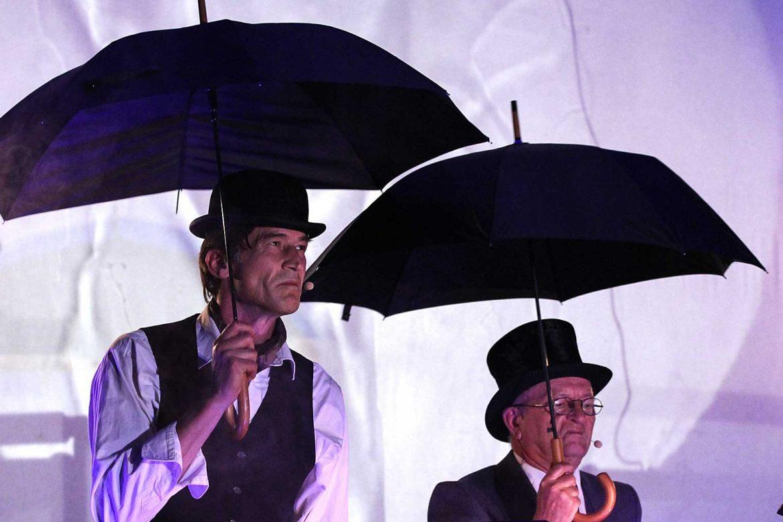 Jekyll-Regenschirme