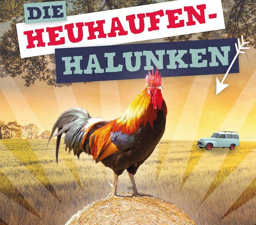 Die Heuhaufen-Halunken, Das Interview